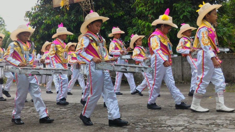 Eyeem Philippines Streetparade Marching Band Fiesta