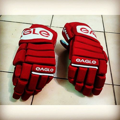 Eagle Talon60 New Gloves 14inches Detroit Redwing sSonice 感覺剛剛好