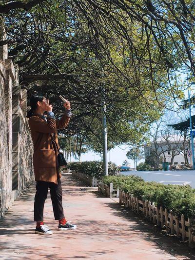 大鸭梨 in Qingdao Two People Outdoors Lifestyles Beauty In Nature