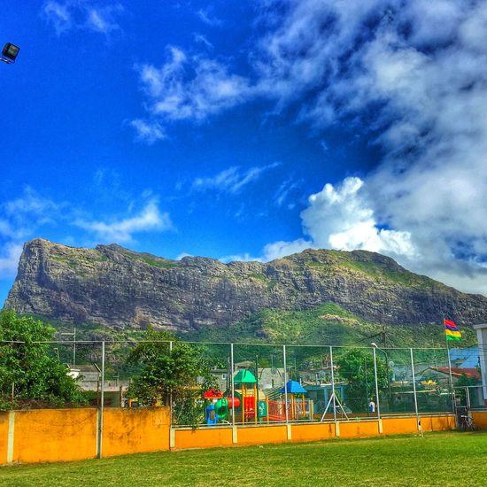 Corps de Garde mountain Mauritius Sky And Clouds IPSLandscape