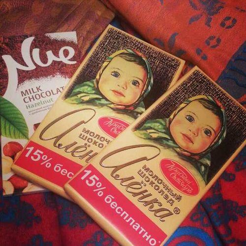Chocolate Food Porn Taking Photos Russian chocolate♡♡
