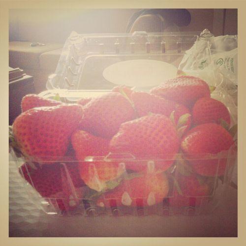 I Love Strawberries!!!!!!!