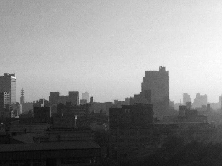 Taichung City Taiwan EyeEm Gallery Record Life Blackandwhite Black & White Shadows & Lights