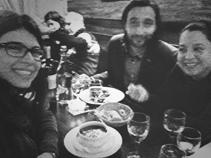 Dinner With Good Friends