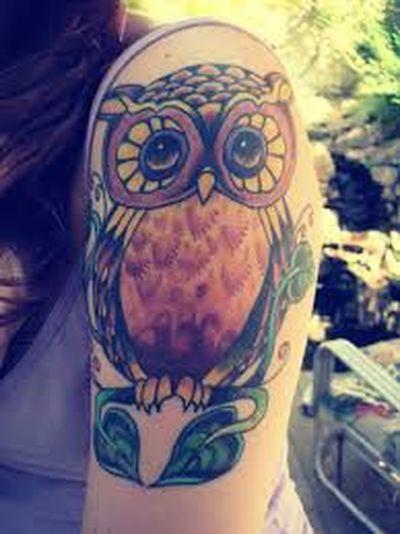 Tattoo perfect.