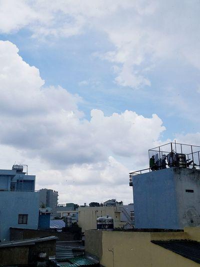 Architecture Building Cloud - Sky Nature Outdoors Rain