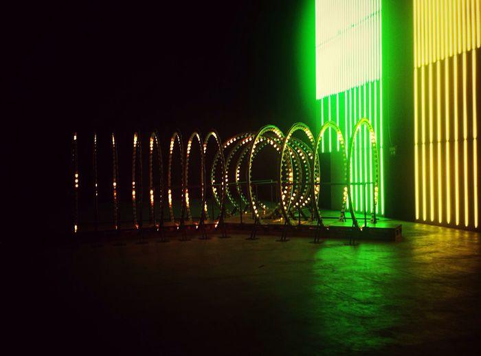 Carsten Höller Hangarbicocca Hangar Bicocca Tunnel Of Light Light ArtWork Creative Light And Shadow
