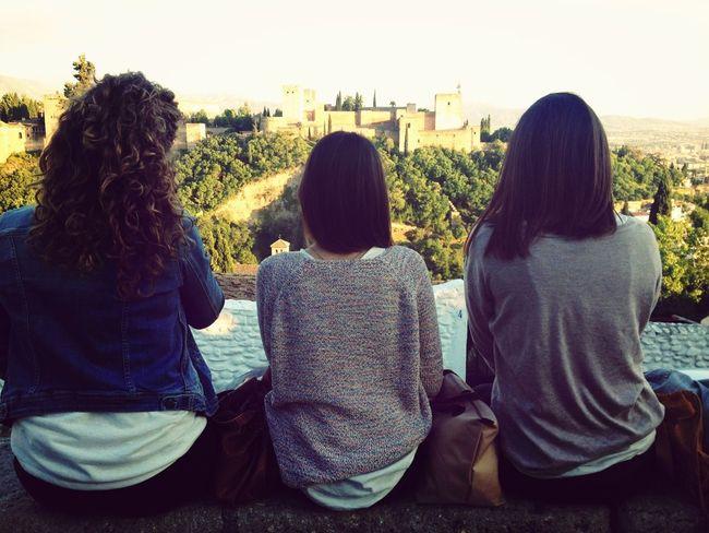 Granada, Tierra Soñada...