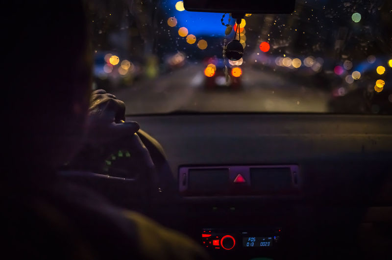 Bokeh lights from traffic on night time for background. Blur image Blurred City Driver Driving Night Lights Road Traffic Traffic Jam Transportation Background Blur Blurred Lights Bokeh Bokeh Lights Car Car Interior Highway Inside Night Nightlife Street Traffic Light  Traffic Lights Vehicle Vehicle Interior