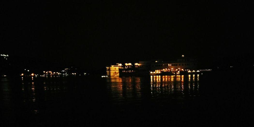UdaipurDiaries Udaipur - India Lakepalaceudaipur Lake Beauty Nightphotography