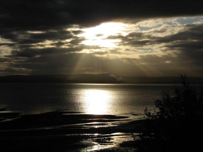 Avoch Moray Firth Tranquil Scene Tranquility Scotland