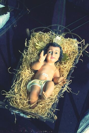Happy Birthday, Baby Jesus!!!...Thank U For Blessings Me With A Wonderful Family! (: