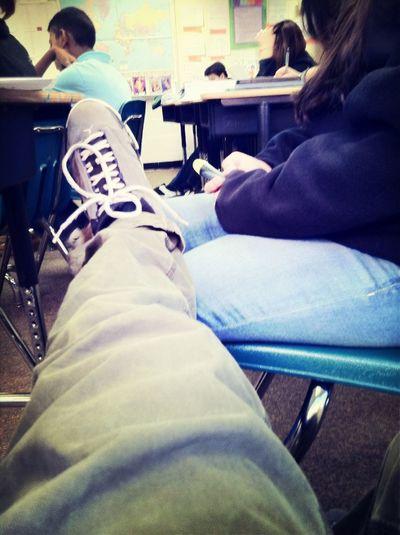 Carlas My Foot Rest ❤
