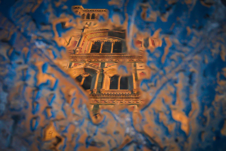Narcissism Beauty Duomo Di Firenze Firenze Florence Fuji X-T10 Fujifilm_xseries Narcissism Puddle Puddle Reflections Reflected  Reflected In Water Reflection Reinaissance Rinascimento Street Photography Travel Destinations Canon 350D