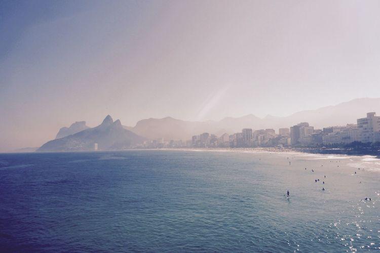Copacabana Copacabana City Rio De Janeiro