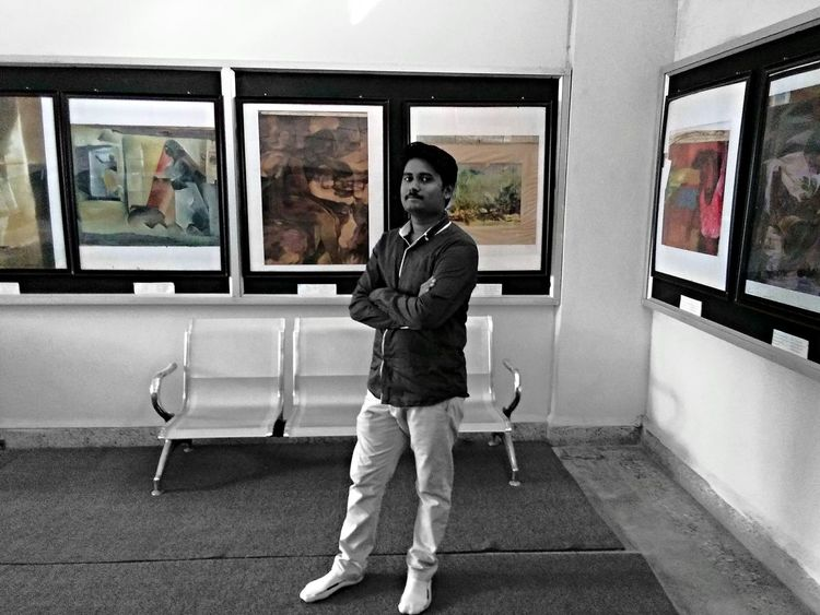 COLOURS v/s B/W Blackandwhite Painting Mesuem EyeEm Best Shots Baked Bread Adobe Photoshop Getty+EyeEm Collection Alamy Images Getty Images EyeEm Selects Eyeemphotography EyeEm Gallery Landscape_Collection Museum Visit