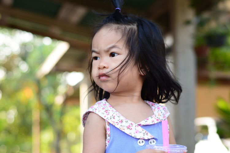 People Girl Looking Looking Away Child Smiling Portrait Childhood Beauty Happiness Girls City Cute