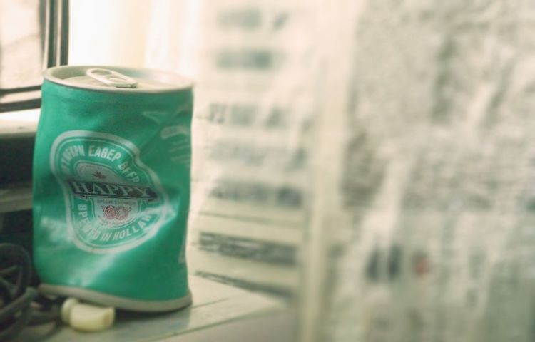 Beer Can Happy EyeEm Free Day Hello World Relax Lata First Eyeem Photo Freestylephotography