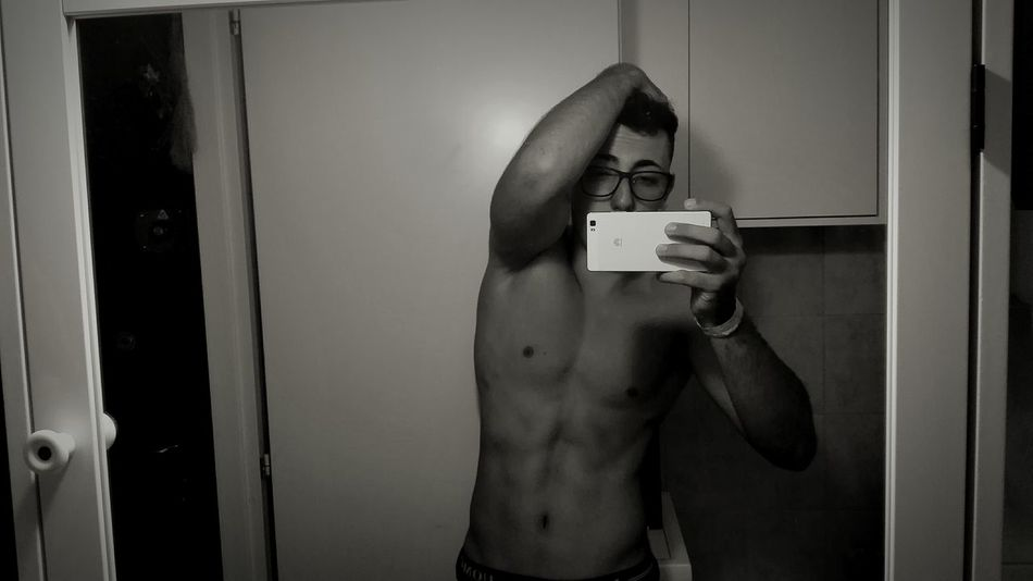 After shower Love Gym Abdominal Chest Back Biceps Triceps Fit Fitness First Eyeem Photo