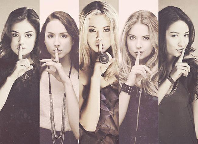 Pretty Little Liars Pretty Little Liars My Girls My Girls ♥