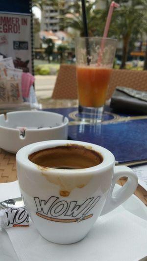 Enjoy , Coffee , Juice 🚬🍵🍹😊