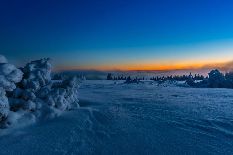 Beauty In Nature Blue Cold Temperature Day Frozen Iceberg Landscape Nature No People Outdoors Scenics Sky Snow Sunset Tranquil Scene Tranquility Water Winter