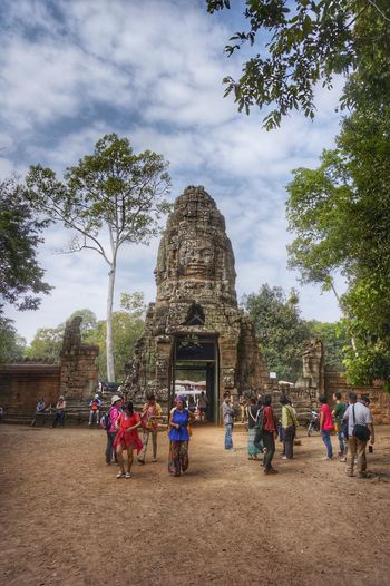 Angkor Wat, Kampuchea First Eyeem Photo Sony NEX Angkor Wat Traveling Photography The Great Outdoors - 2015 EyeEm Awards Great Outdoors Taking Photos