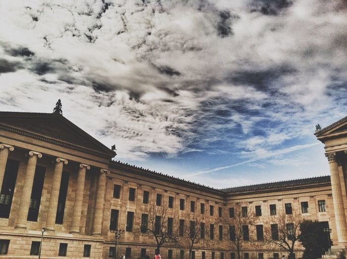 Architecture Clouds Philadelphia Awesome Architecture