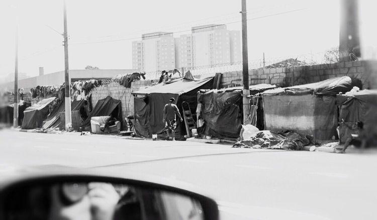 Triste realidade Urban Lifestyle Triste Street Photography Streetphotography Photography Sao Paulo - Brazil