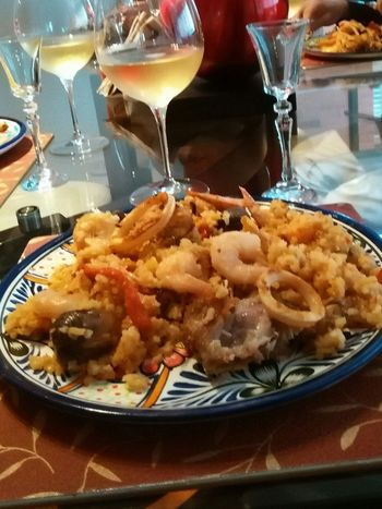 Visual Feast Buena Compañia maridaje fel vino
