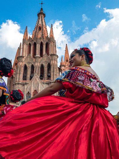 Reseña fiesta de San Miguel SMA Tradiciones Fiestas Cultura Tradiciones Allende San Miguel First Eyeem Photo