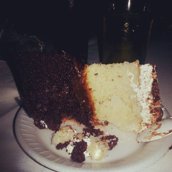 Cómo sabían que amo el pastel!? TheBiggestPart Lovecake