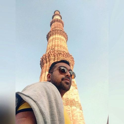 Tallest tower of India Tower Tallesttower Architecture Indoafghan Architecturalphotography Archilovers Incredibleindia Afgan Ancient History Historicalplace Monument Historian Checkingout Places Beautiful Cool Skyhigh Traveling Exploring India Ahd Goa Mytravelgram