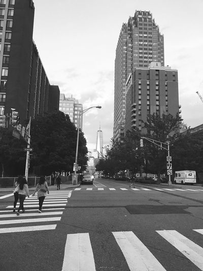 City Architecture Freedom Tower First Eyeem Photo