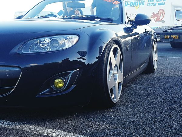 Mazda Mx5 Car Transportation Mode Of Transport Motor Vehicle Close-up No People Day Mazda Mx5