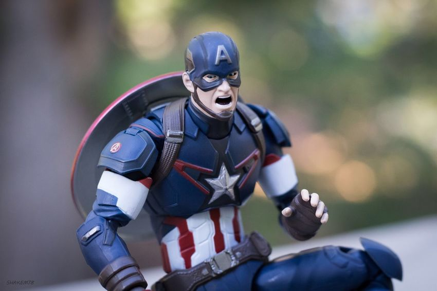 Civil war Photography Toyphotography Toys Captainamerica Figuarts Plasticcrack Toysoutdoors Civilwar