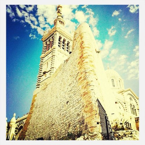 Notre Dame de la garde First Eyeem Photo