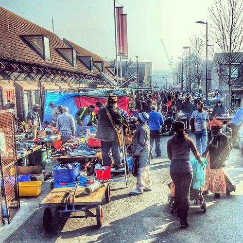 Deptford Deptfordmarket Thealbany Hustleandbustle marketday marketdays