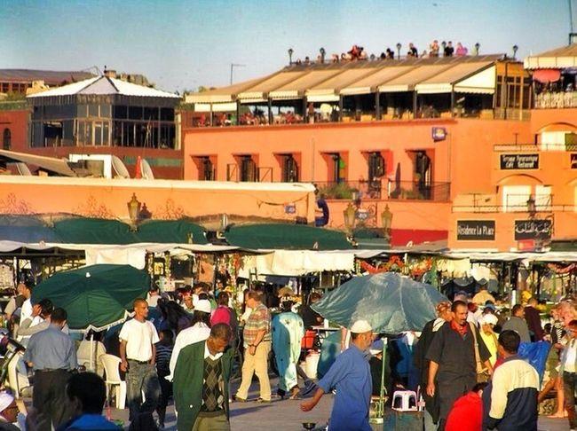Marrakesh Paseos Por Marrakech Marrakech