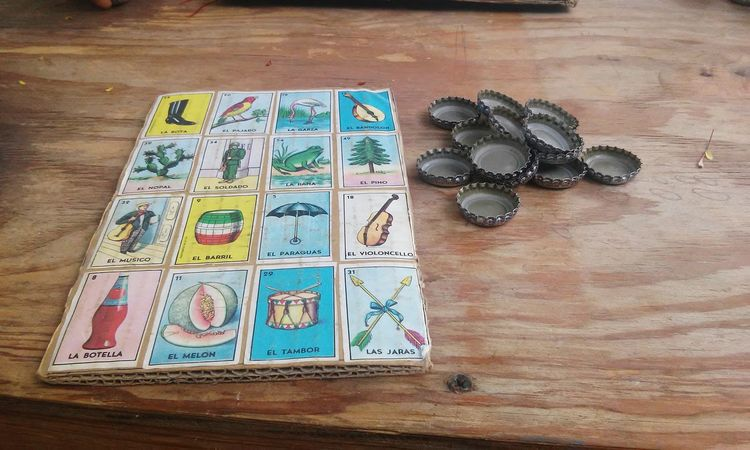 Mexican Mexico Random Shot Random Pictures Mexican Traditions Loteria Fun Game Just BecauseMexican Game Family Games Fichas
