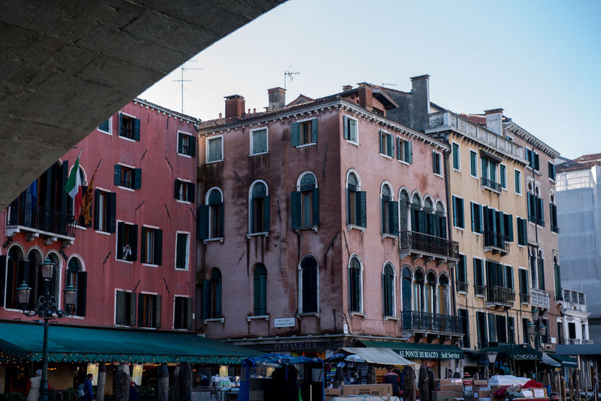 Venice, Italy Architecture Building Exterior City Day No People Outdoors Venice