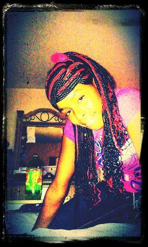 Lil Dannie Selfportrait