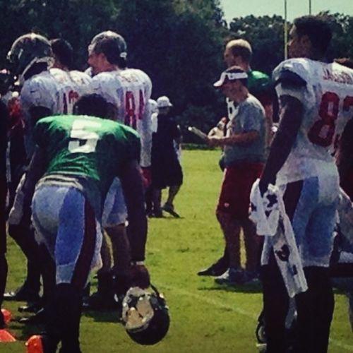 NFL Football Buccaneers Training Camp