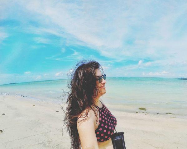 🐳 Beach Nature Vacations Sea Lifestyle Sky First Eyeem Photo