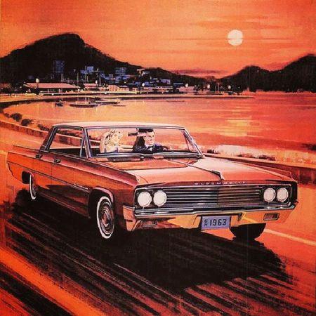 Oldsmobile 1963