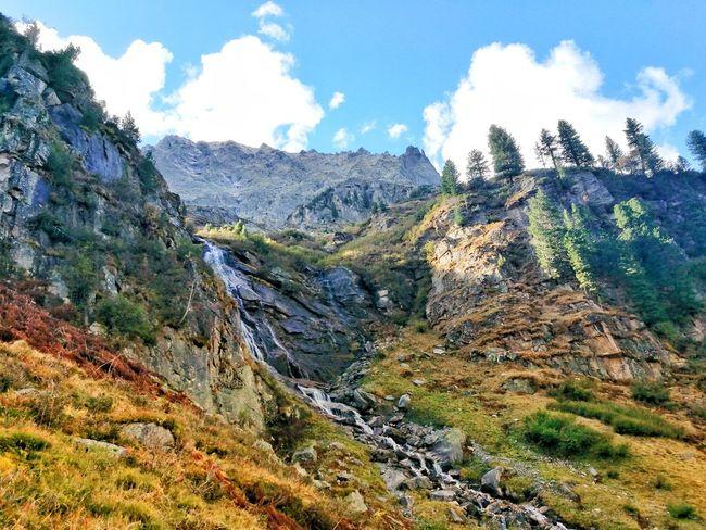 Outdoors Nature EyeEmNewHere Eyemphotography Likeit Free Austria Autumn🍁🍁🍁 Herbst Wandern Traumhaft Tree Mountain Sky Landscape Mountain Range Cloud - Sky