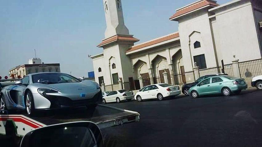 McLaren Mclaren 650S Delivery Jeddah City