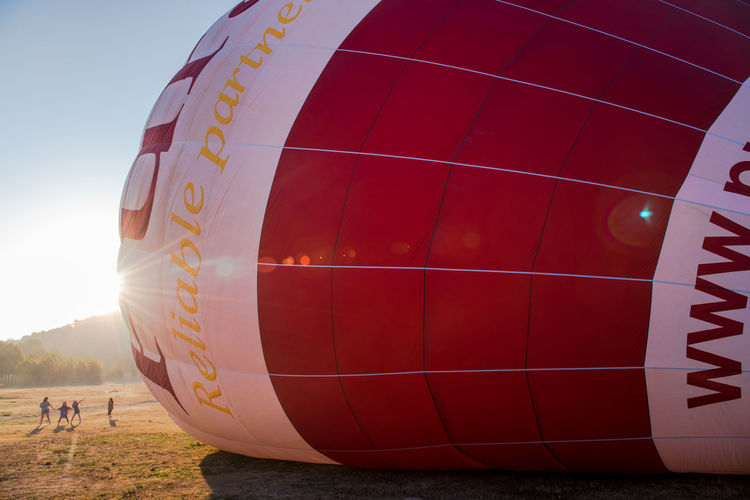 Air Balloon SPAIN Scale  Travel Travel Photography Traveling Activity Balloon Ballooning Festival Balloons Close-up Experience Flight Flying Leisure Activity Life Experience Nature Outdoors People Sky Sun Sunflare Sunrise Travel Destinations Travel Experience Lost In The Landscape