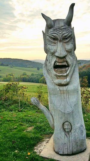 Beautiful Nature Vilage Hell Czech Republic