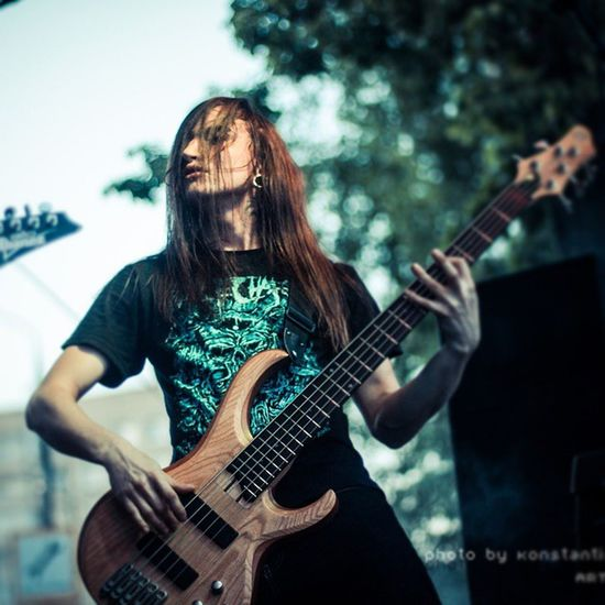 Ibanez Btb Innoend Innoendband Alternative Rock Russia Kazan